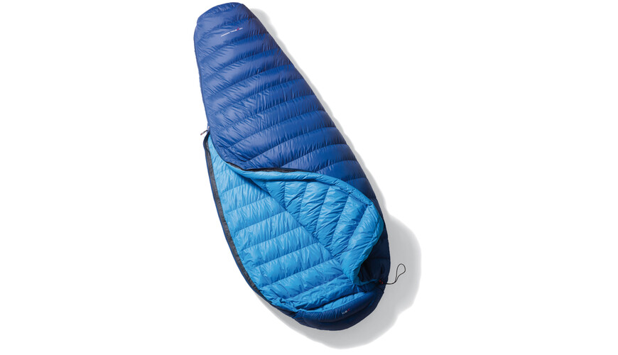 Yeti Tension Comfort 800 Sleeping Bag M royal blue/methyl blue
